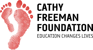 Cathy Freeman 'Today is a School Day'