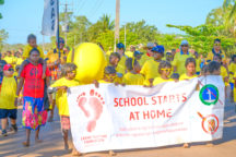 RSAS - Yellow Shirt Day - Wurrumiyanga Schools (1)